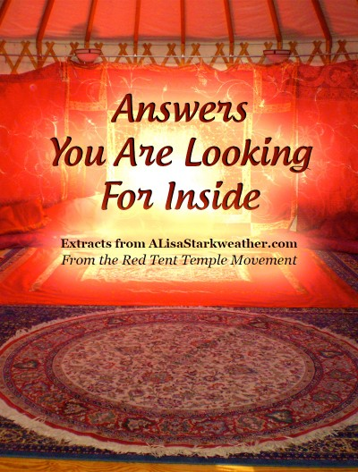 Red Tent Temple: Answers You Are Looking For